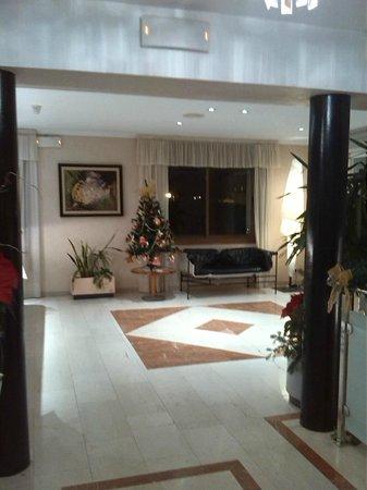 Hotel Sant Jordi : Recepción