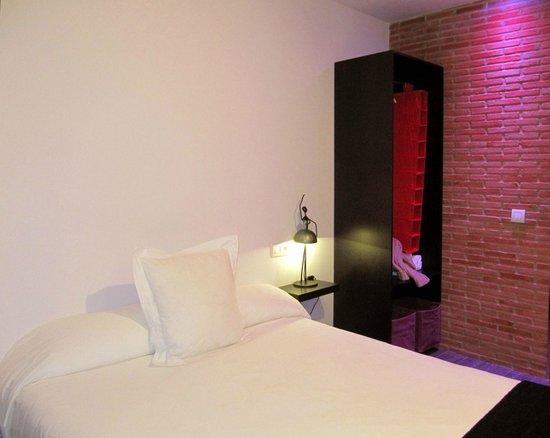 Hotel Gabbana Beach : Angolo stanza