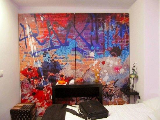 Hotel Boutique Gabbeach: Angolo stanza