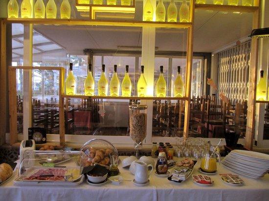 Hotel Gabbana Beach: Gabbana Beach Spazio prima colazione