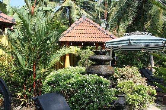 Flower Garden Hotel: территория1