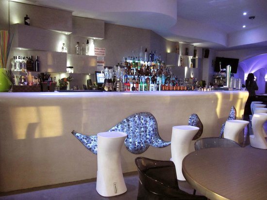 Gabbeach Hotel Boutique: Il bar