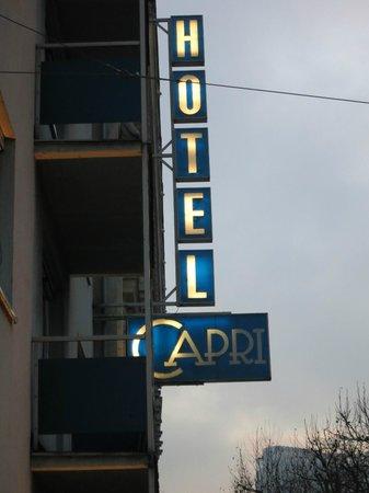 Das Capri: Hotel Praterstrasse