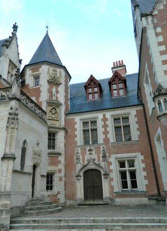 La Loire : Château du Clos-Lucé