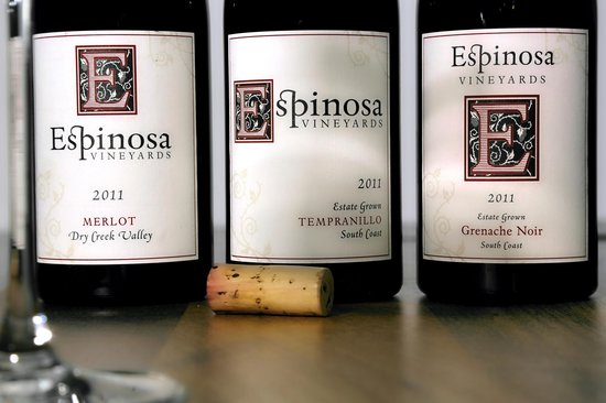 Espinosa Vineyards & Winery