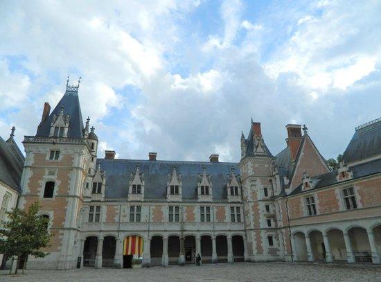 La Loire : Château Royal de Blois