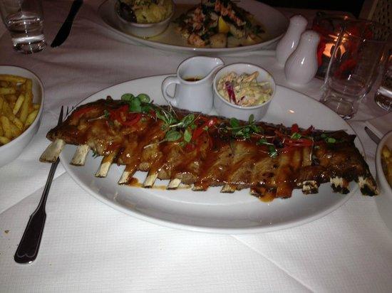 SALE e PEPE: The amazing ribs...