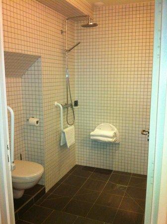 Hotel Le Faucigny: Superior bathroom Room 20