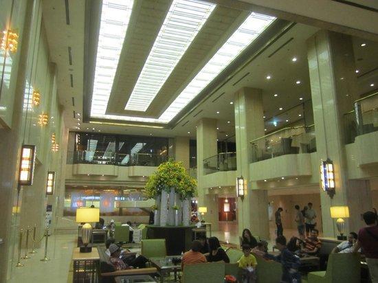 Hotel Metropolitan Tokyo Ikebukuro: Hall