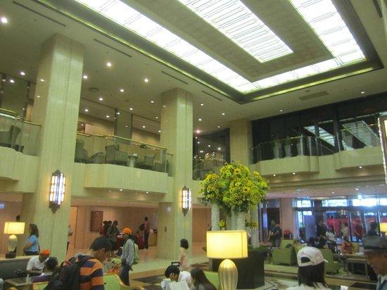 Hotel Metropolitan Tokyo Ikebukuro : Hall