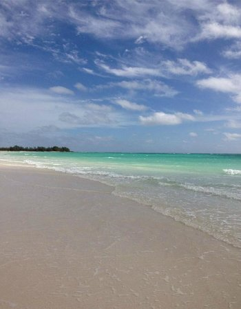 Grand Lucayan, Bahamas: Gold Beach