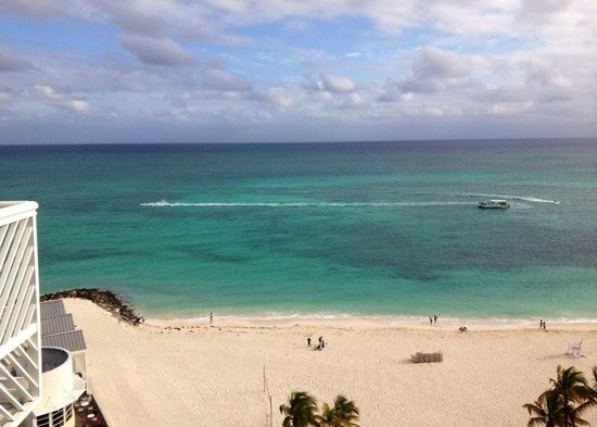 Grand Lucayan, Bahamas : View from my room