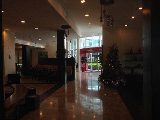Residence Inn San Jose Escazu: Lobby