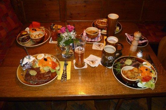 Zum Spreisel: Ein tolles Essen im Spreisel....lecker :-)