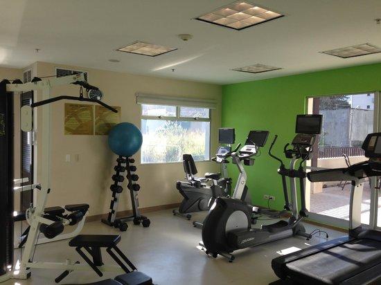 Residence Inn San Jose Escazu: Gimnasio