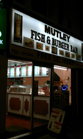 ‪Mutley Fish and Burger Bar‬