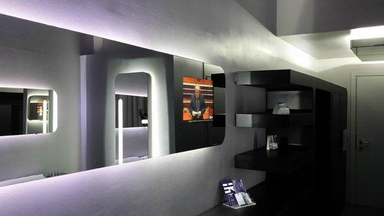 Hotel San Ranieri : Camera da letto.