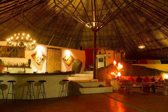 Jungle Club: reception / dining