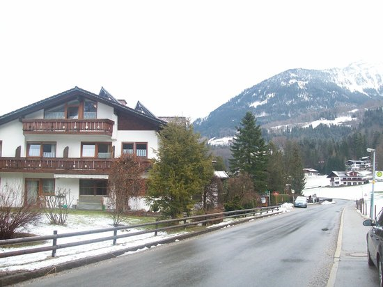 Alpenhotel Lärchenhof: Blick von außen