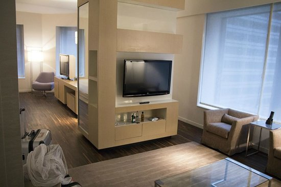 Andaz Wall Street : Our suite