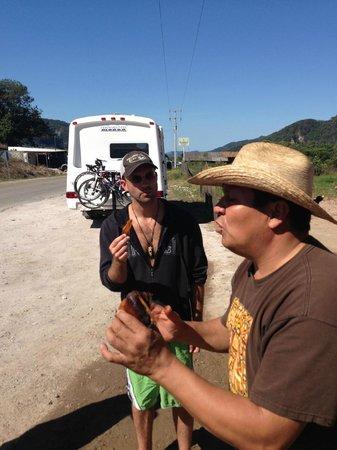 Bici Bucerias: the tequila man