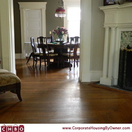 The Colonial B&B At Stamford: Dinning room