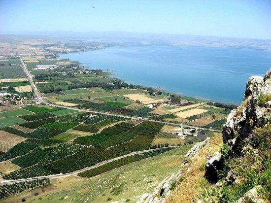Tiberias : Mar da Galileia