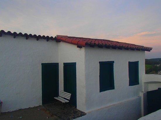San Matheus Fort: entardecer