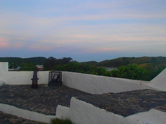 San Matheus Fort: por do sol