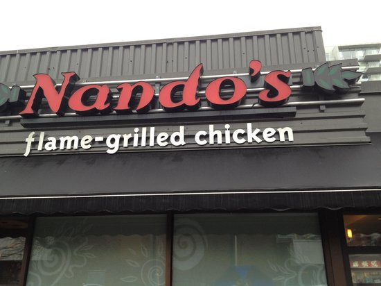 Nando's Chickenland: Chicken delight
