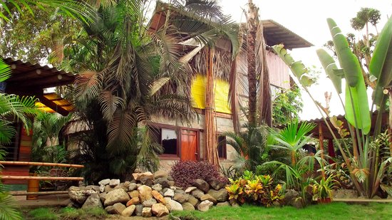 Hostal Oloncito:  The hostel is made of natural stone walls, lots of exotic wood with an old handmade harmony.