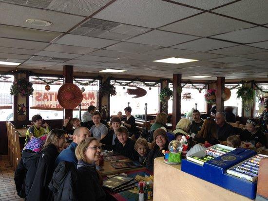 Jose's Authentic Mexican Restaurant: Disfrutando del buen ambiente y la excelente comida