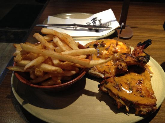 Nando's Chickenland: I can assure you this has been completely demolished! Lol.