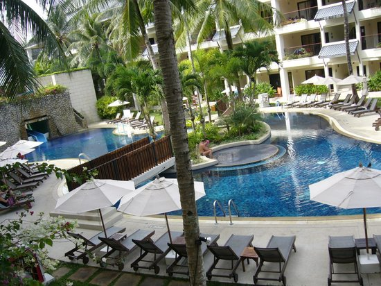 Swissotel Resort Phuket Kamala Beach : Poolen