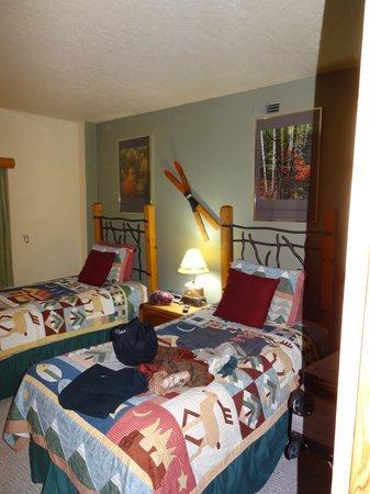 Park Station Resort Condominium : Spare Bedroom