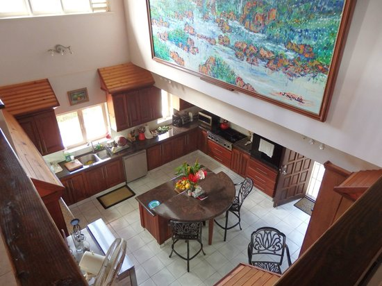 Casabella Bed & Breakfast: Casa Bellas Beautiful Kitchen