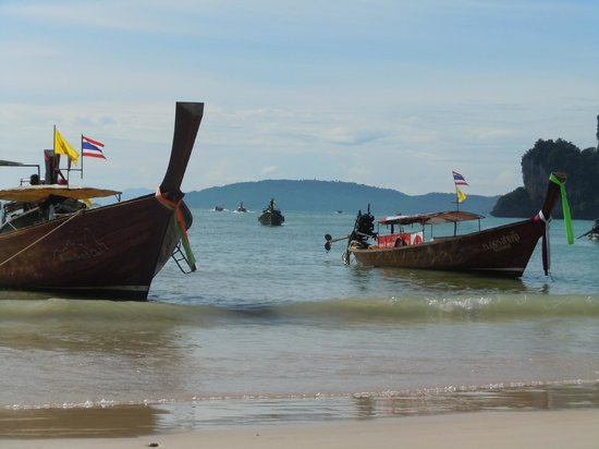 Railay Village Resort: West Railay Beach