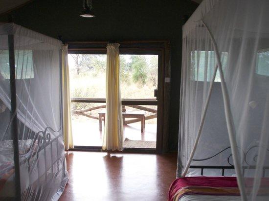 Kirurumu Tarangire Lodge : Zelt