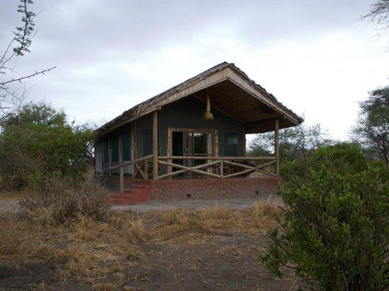 Kirurumu Tarangire Lodge: Zelt