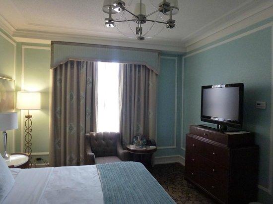 The Peabody Memphis: Bedroom