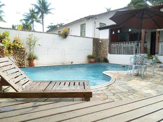 Pousada Aldeia Paratii : piscina da pousada