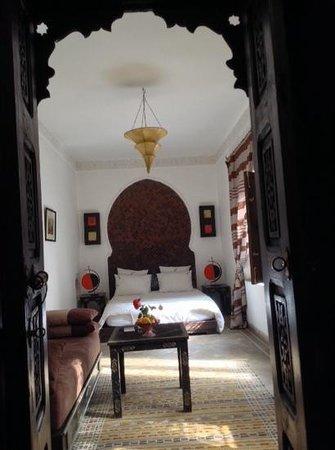Riad Dar Sheba: suite Marrakech