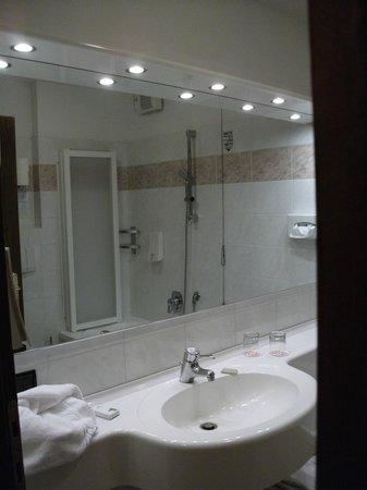 Family & Wellness Hotel Shandranj : bagno 2