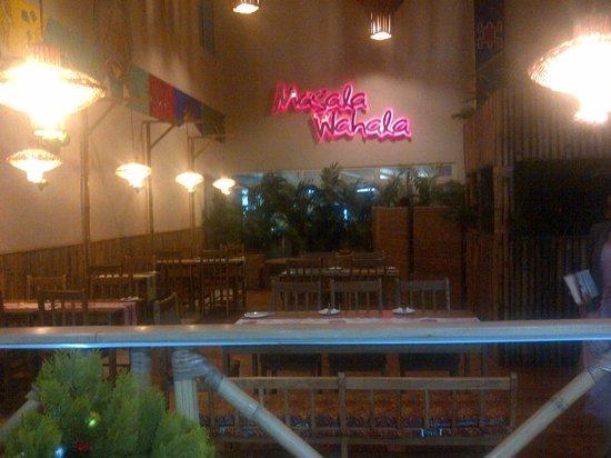 Masala Wahala: Restaurant