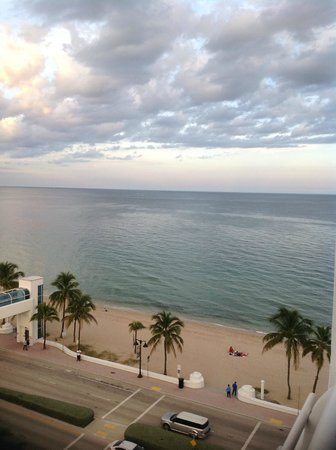 The Westin Beach Resort, Fort Lauderdale: View from room