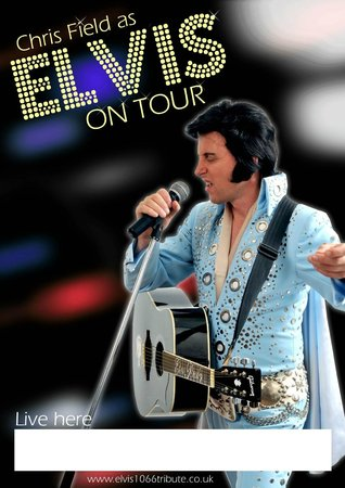 Amore Libero: Elvis Tribute 30th jan2014