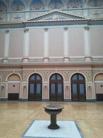 Rudolfinum Interior