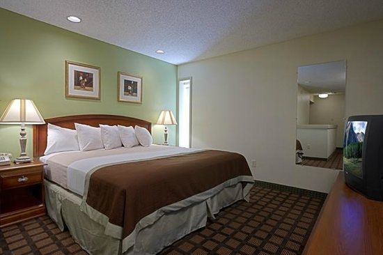 King Size Bed Two Bedroom Suites Picture of Orangewood Suites