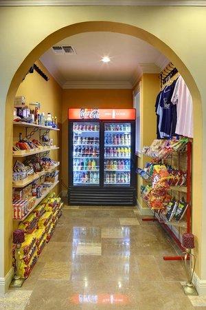 Orangewood Suites: Vending
