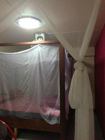 Kikie's House: Useless mosquito net